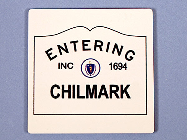Entering Chilmark Coaster