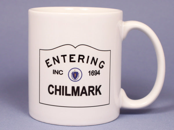 Entering Chilmark Ceramic Mug