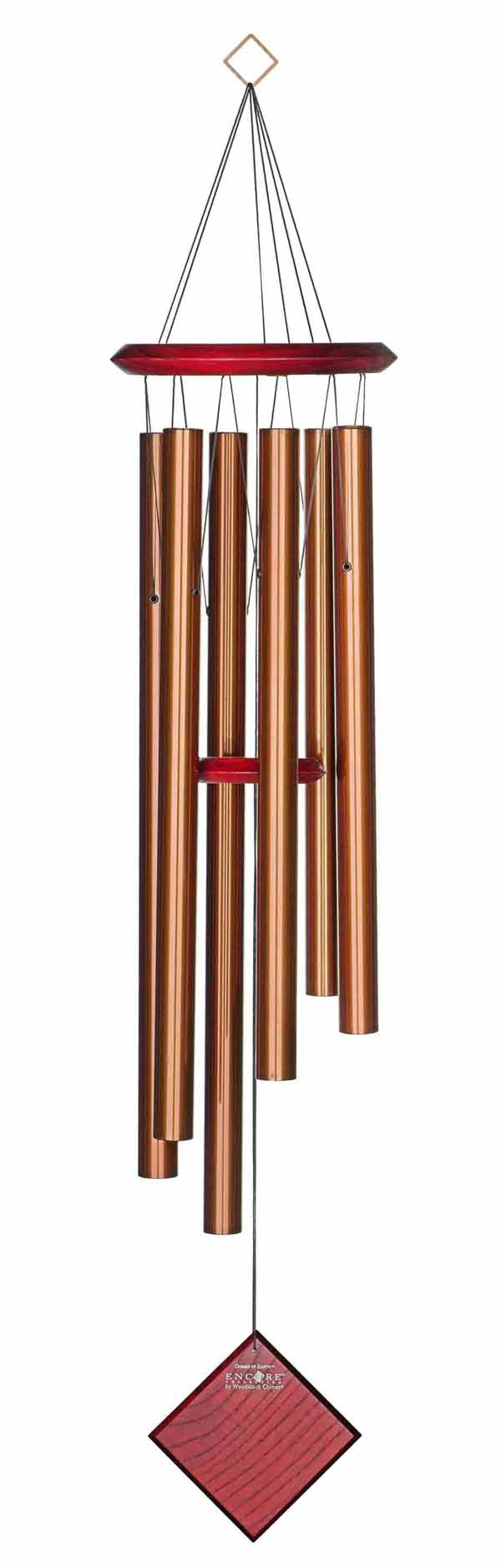 Woodstock Chimes of Earth - Bronze