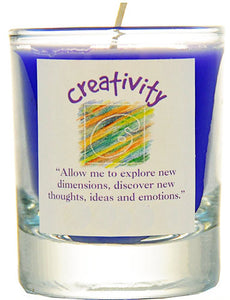 Creativity Soy Jar Candle