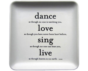 Dance Quotable Dish