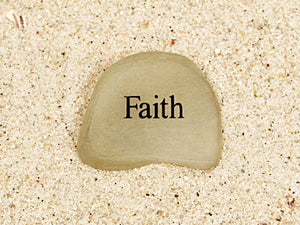 Faith Sea Glass