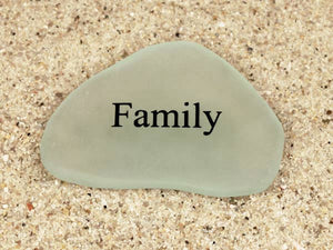 Family Sea Glass