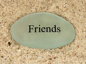 Friends Sea Glass