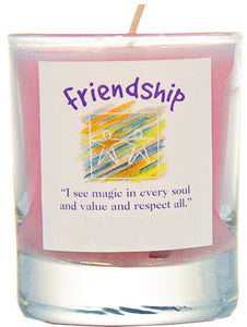 Friendship Soy Jar Candle