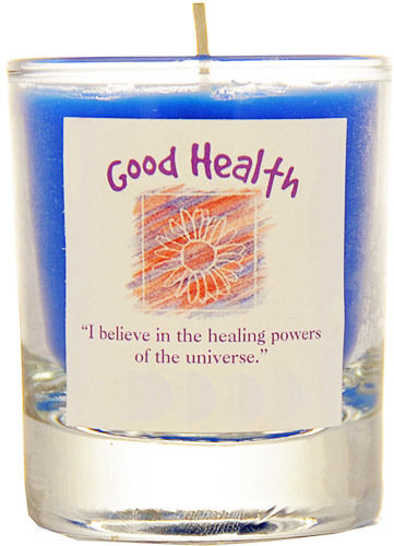 Good Health Soy Jar Candle