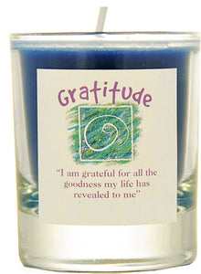 Gratitude Soy Jar Candle