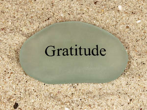 Gratitude Sea Glass
