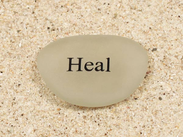Heal Sea Glass