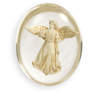 Angel of Healing Worry Stone