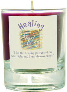 Healing Soy Jar Candle