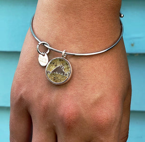 Dune Martha's Vineyard Beach Bangle