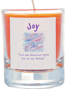 Joy Soy Jar Candle