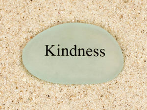 Kindness Sea Glass