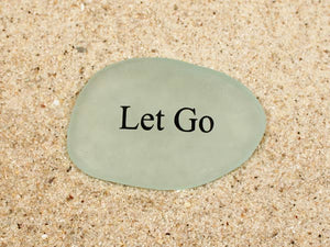 Let Go Sea Glass