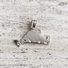 Load image into Gallery viewer, Martha's Vineyard Sterling Silver Island Charms