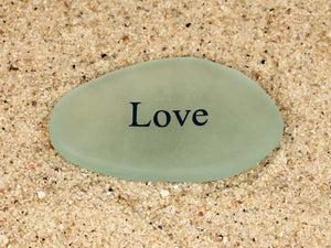 Love Sea Glass