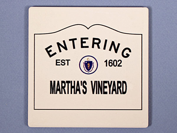 Entering Martha's Vineyard Coaster