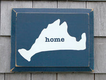 Load image into Gallery viewer, Martha's Vineyard Home Sign