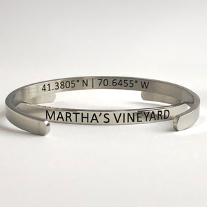 Martha's Vineyard Cuff Bracelet