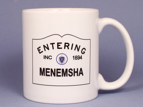 Entering Menemsha Ceramic Mug