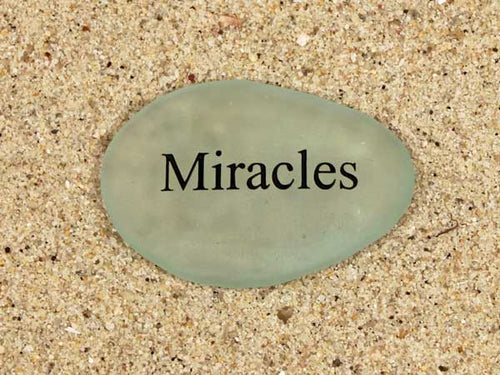 Miracles Sea Glass