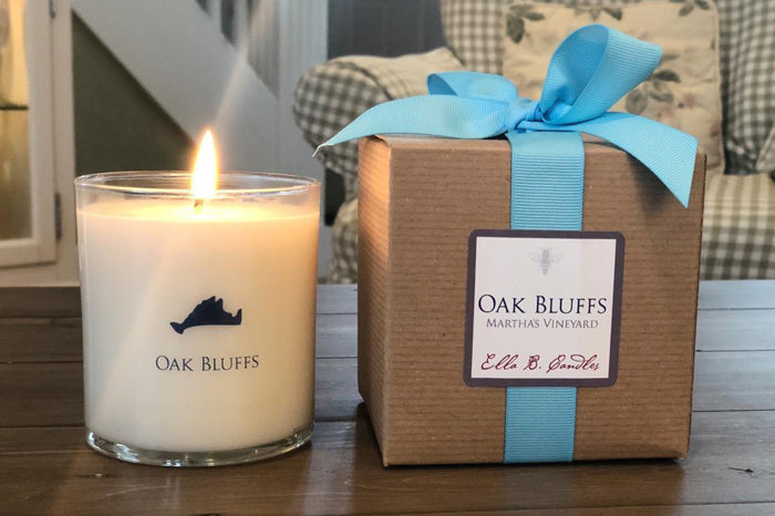 Oak Bluffs Candle