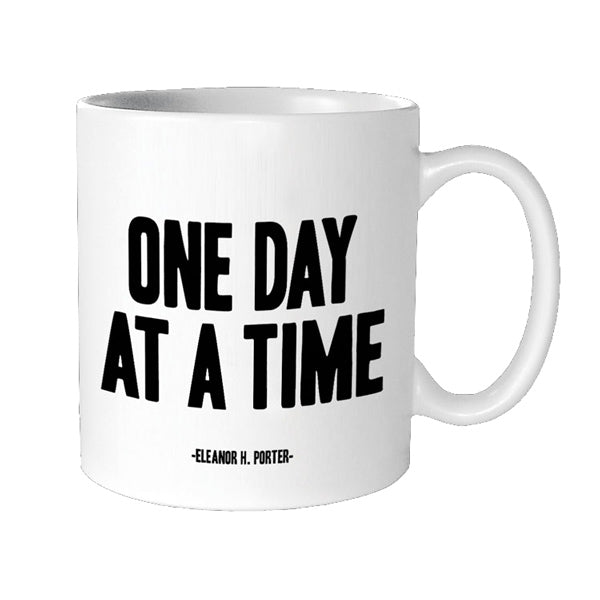 Quotable One Day at a Time Mug