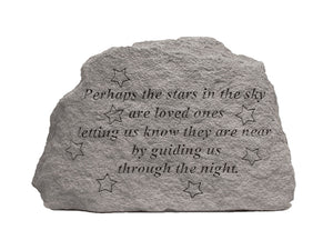 Perhaps The Stars In The Sky Concrete Stone