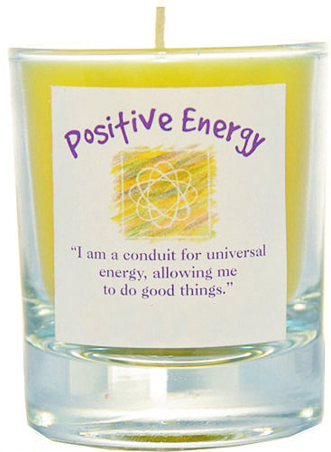 Positive Energy Soy Jar Candle
