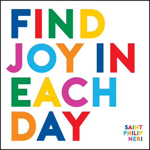 Find Joy in Each Day Quotable Card or Magnet