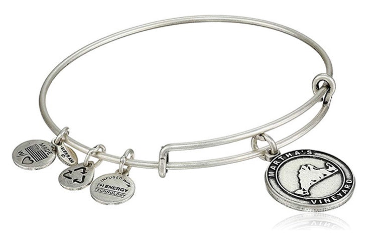Alex and Ani Martha's Vineyard Bangle Bracelet