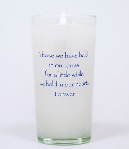Those We Have Held Memorial Candle