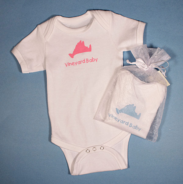 Vineyard Baby Onesie