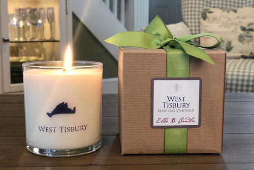 West Tisbury Candle