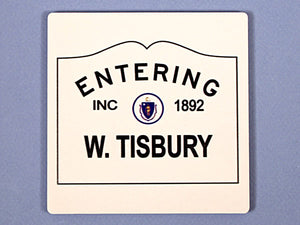 Entering W. Tisbury Coaster