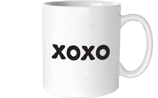 Quotable XOXO Mug