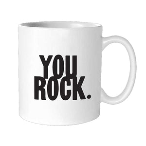 Quotable You Rock Mug