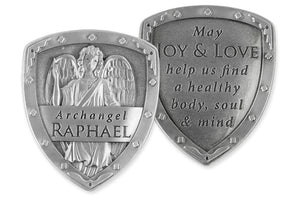 Archangel Raphael Pocket Shield