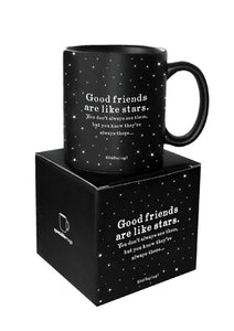 Quotable Good Friends Mug