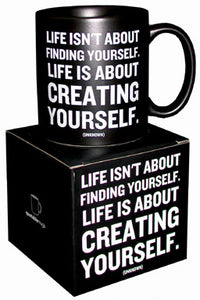 Quotable Life Creating Mug