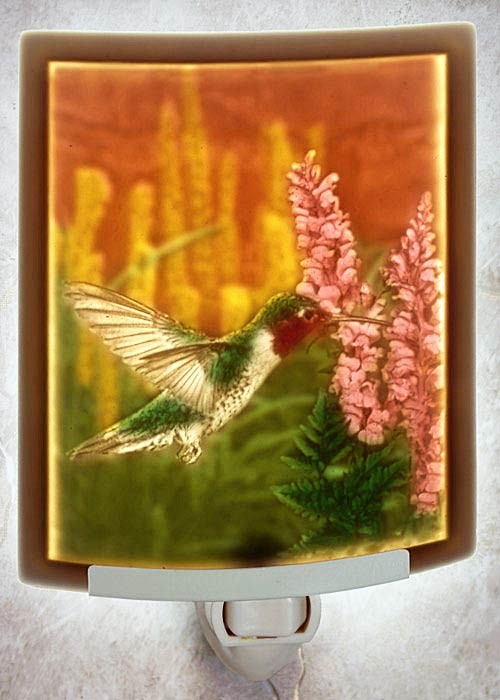Sweet Nectar Night Light Color