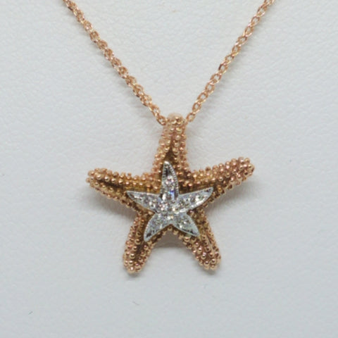 Sea Star Pendant