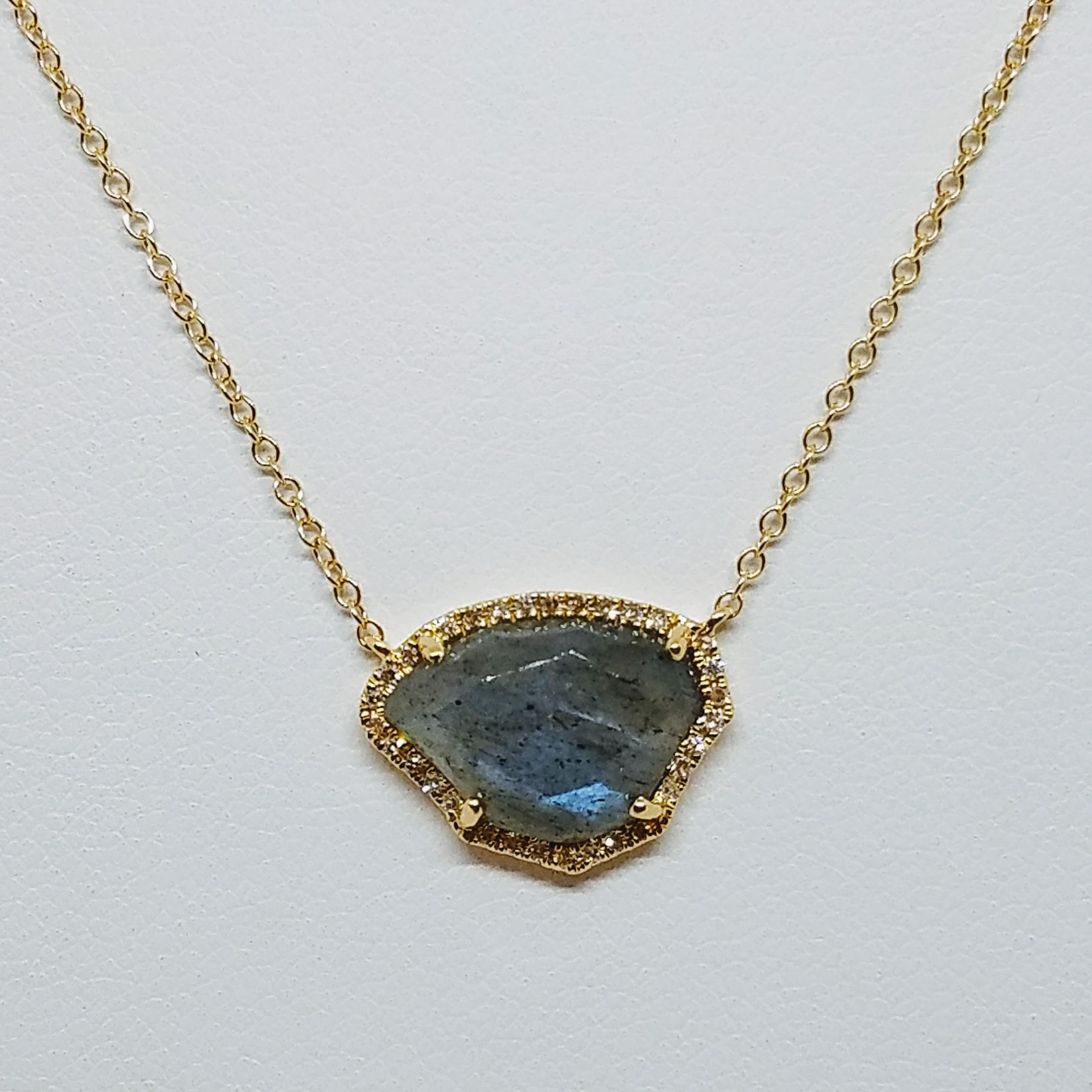 Kauai with Labradorite