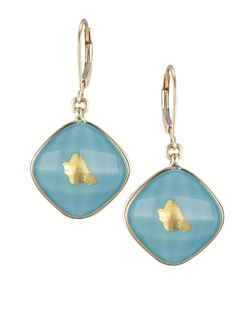 Treasure Island Oahu Earrings