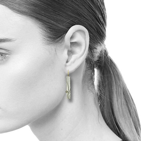 Echo Dangle Earrings