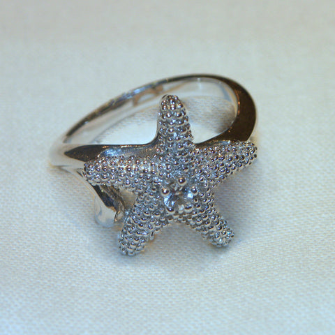 Sea Star Ring