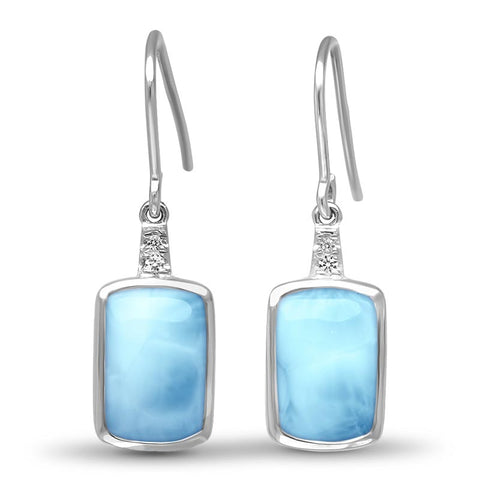 Maris Larimar Earrings