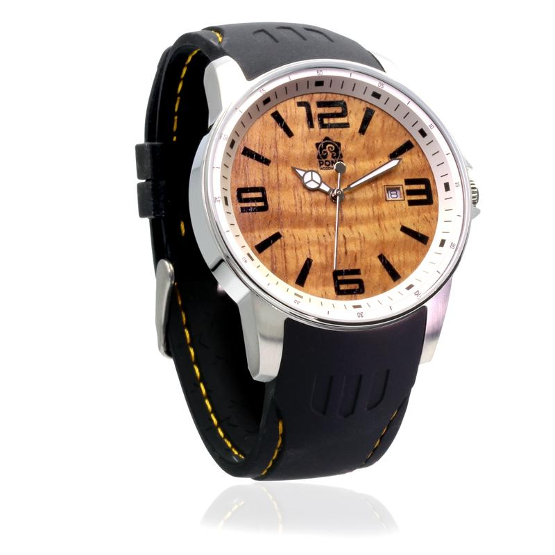 Surfrider Koa Watch Jewel Of Paradise Fine Jewelry
