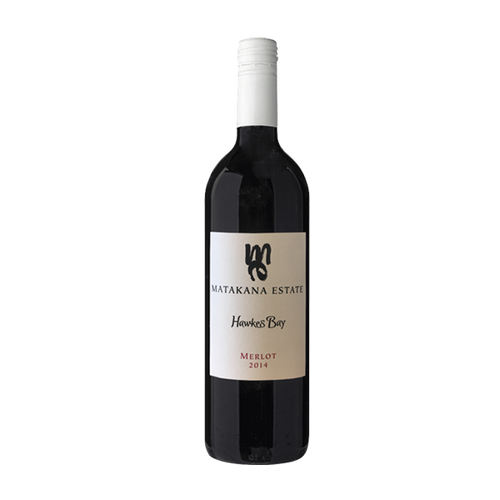 Matakana Estate Merlot 2014 Hawkes Bay